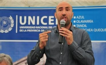 Valicenti repudió las amenazas a la Facultad de Sociales