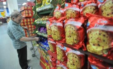 La canasta navideña costaría un 45% más que en 2013, según los súper chinos