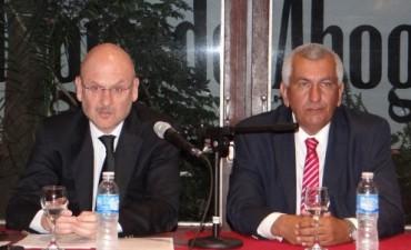 Azul: Desarrollaron la Jornada por el 10º Aniversario del Fuero Contencioso Administrativo