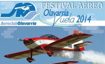 """Festival Aéreo """"Olavarría Vuela"""""""