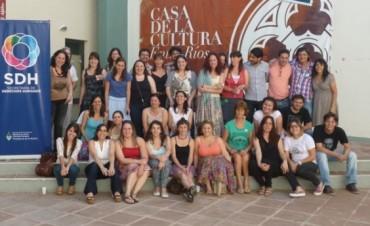 Red por la identidad: referentes de Olavarría participaron de un encuentro nacional