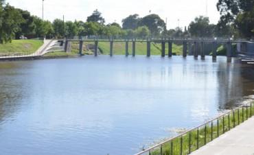Balance de obras hidráulicas en Olavarría