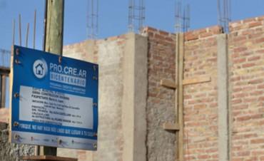 Desde el Colegio de Ingenieros destacan el rol del ProCrear en el impulso a la construcción