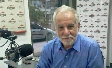 Falleció el periodista 'Pepe' Eliaschev