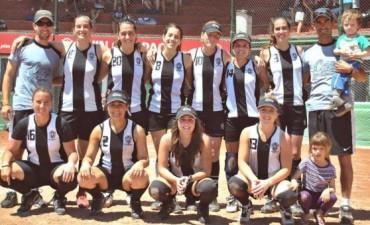 El softbol femenino albinegra a Paraná