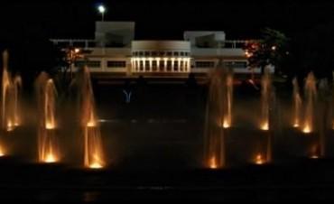 Pagarán 160 mil pesos para reparar la fuente del Parque del Bicentenario