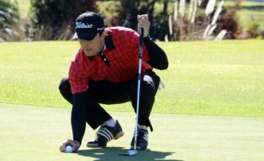 Golf: Ganaron Pablo Belachur y Diego Pluis
