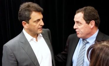 Vitale acompaño a Massa en la presentación de la reforma al Código Procesal Penal del Frente Renovador