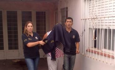 Detuvieron a un joven acusado de tres robos