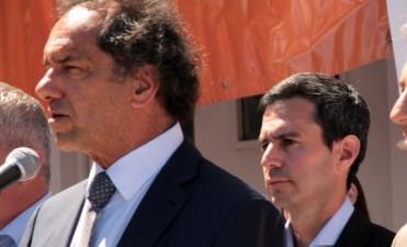 González Hueso: 'Scioli va a ser Presidente porque la Argentina va a elegir un modelo de desarrollo'