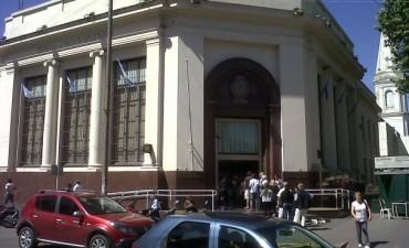 Sin operaciones en Banco Nación por el paro