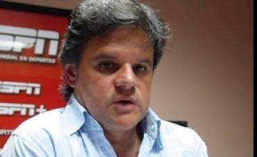 Enrique Sacco y el análisis pos partido Boca-Rosario Central