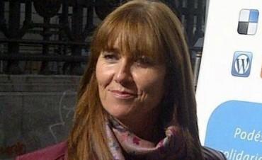 La Diputada Schwindt víctima de un motochorro