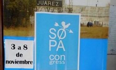 Benito Juárez: cerró el Congreso SOPA