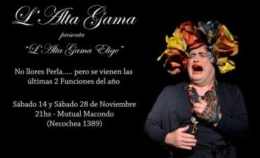 El Café Concert L' Alta Gama presenta las dos últimas funciones