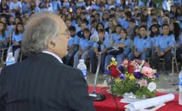 Perez Esquivel llega a Olavarría y será Doctor Honoris Causa por la UNICEN