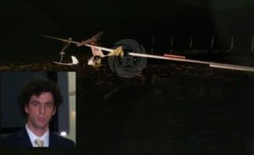 Un muerto en torneo de vuelo a vela al caer un planeador en Tres Arroyos