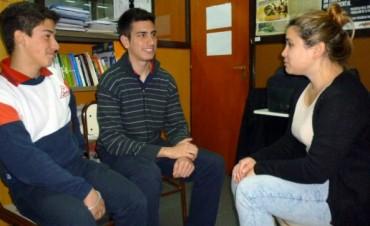 Estudiantes del Instituto Estrada realizaron pasantías en la FACSO