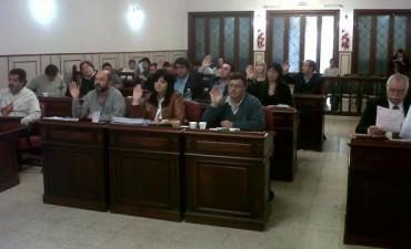 Último mes de sesiones ordinarias del Concejo Deliberante