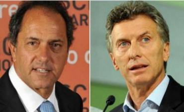 El debate presidencial por Radio Olavarría