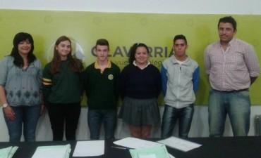 Se eligieron las autoridades del Concejo Estudiantil