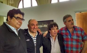 Referentes de los Municipales visitaron a Eseverri para hablar del Convenio Colectivo