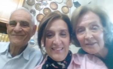'Gabriela siempre nos ha dado satisfacciones'