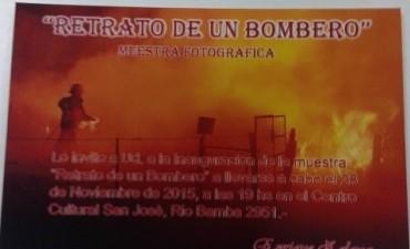 Muestra Fotográfica ' Retrato de un bombero'