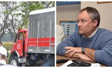 Rebotan nuevamente un camión de Pescado Para Todos