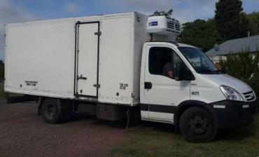 El Gobierno Municipal no permitió el ingreso de un camión de