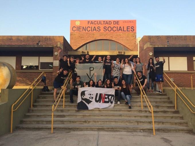 La UNESO volvió a ser elegida en la Facultad de Sociales