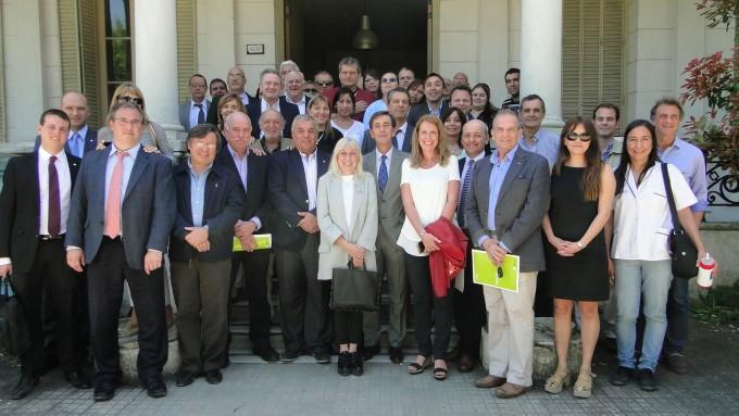 Trasplantes: disertación de experto de la OMS ante especialistas bonaerenses