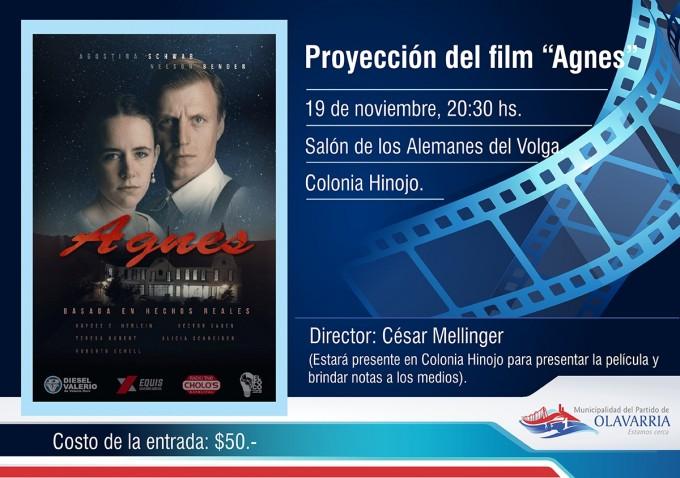Cine en Colonia Hinojo
