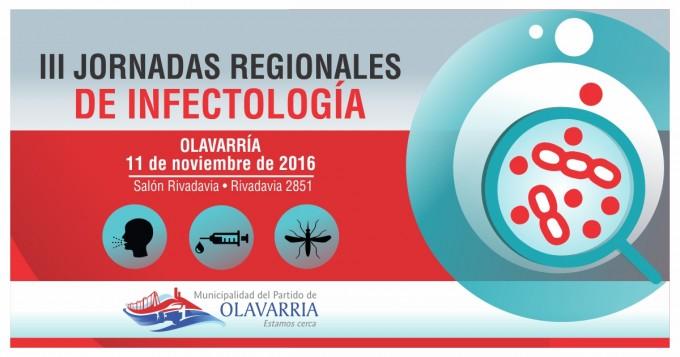 Mañana se realizarán las III Jornadas Regionales de Infectología