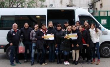 Afiliados del CECO viajaron a ver a Ricky Martin