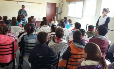 Programa de Educación Vial: continúan las charlas