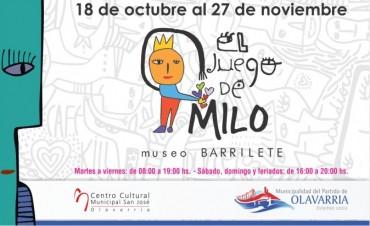 El juego de Milo en el Centro Cultural