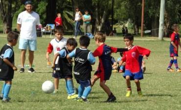 Exitoso Encuentro Regional de Fútbol Infantil