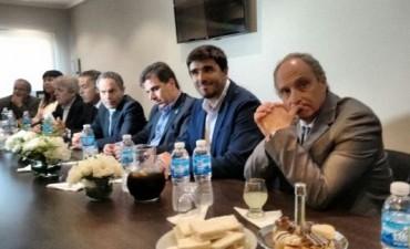 Mesa Interinstitucional: Se realizó una conferencia de prensa donde se destacó el trabajo en red