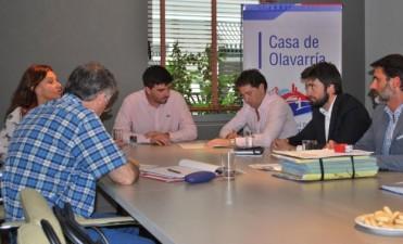 Se firmaron los convenios para la finalización del barrio Pikelado
