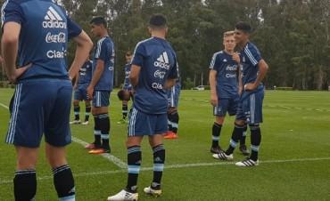 Llega la Selección Nacional Sub-20 a Olavarría