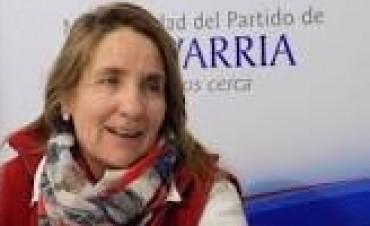 Un aplauso al asador:Ana Irigoyn hablo sobre la fiesta