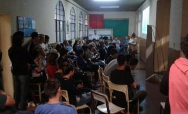 El bloque UNA se reunió con vecinos en Sierra Chica