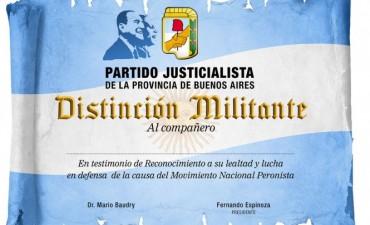 El Día Del Militante Peronista