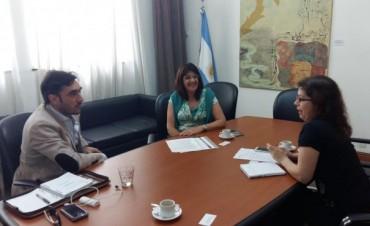 La Comisión de Modernización municipal presentó el plan de trabajo 2017 ante autoridades nacionales