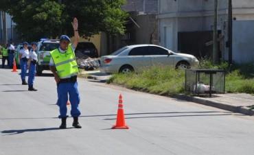Informe de tránsito: seis casos de alcoholemia positiva