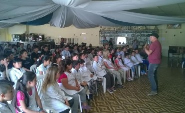 Importante participación comunitaria en las Jornadas de Prevención