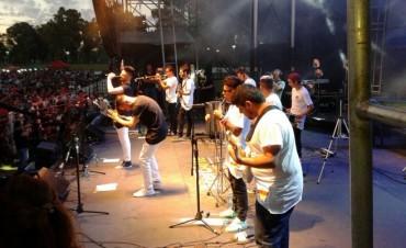 Radio Olavarría en la Fiesta Aniversario
