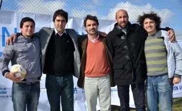 """Valicenti: """"Las obras en la ESB 16 y el albergue de la UNICEN culminaron con el financiamiento del gobierno de Cristina"""""""