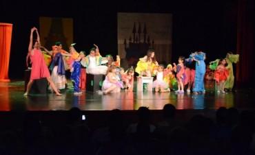 2000 alumnos participarán del muestreo anual de las Escuelas Municipales de Artística